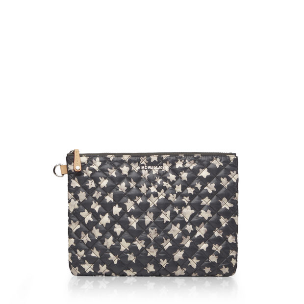 Metro Pouch - Star Oxford