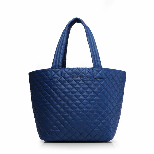 Medium Metro Tote - Estate Blue