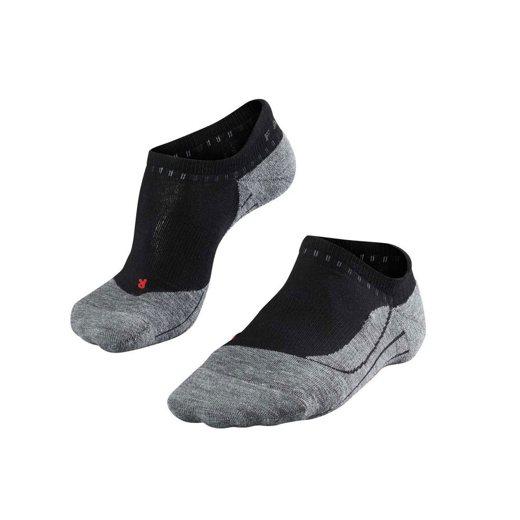 Falke | Activewear | RU 4 Invisible Running Socks | Black