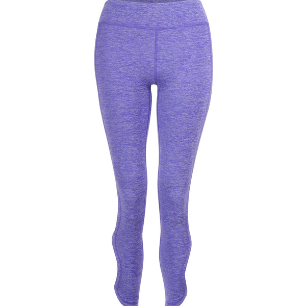 Infinity Legging - Heather/Violet