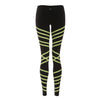 Airbrush Legging - Black/Glow In The Dark Lineal