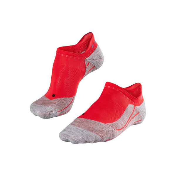 RU 4 Invisible Running Socks - Bloody Mary