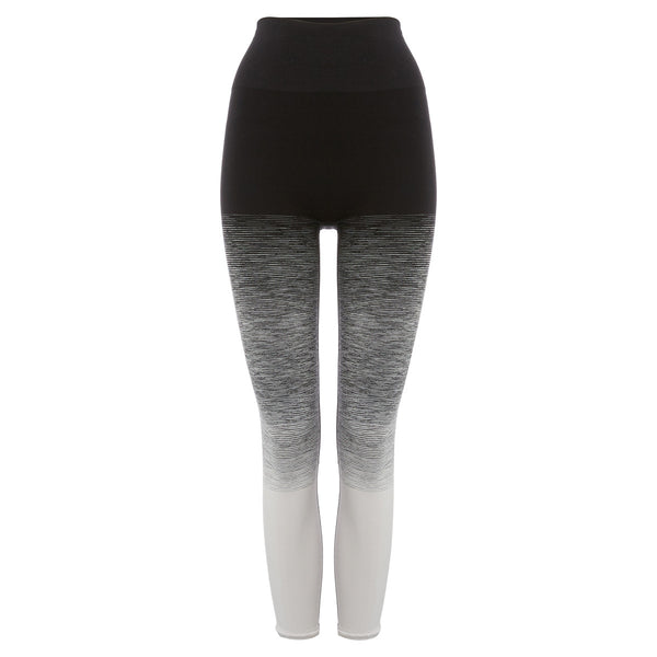 Compression Legging - Ombré Winter White