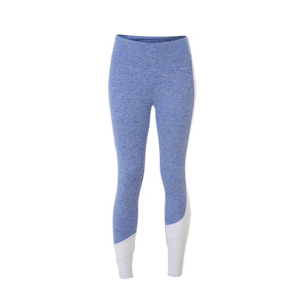 Porter Curve Panel Legging - Royal