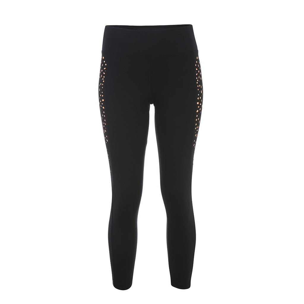 Spice Temple 3/4 Legging - Black