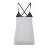 Mastame Tank - Heather Grey