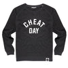 Cheat Day Sweatshirt - Slate Grey