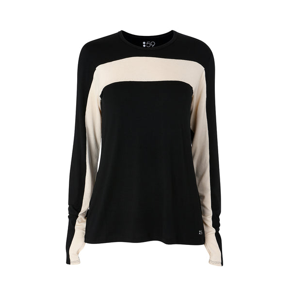 Alpine Pullover - Black