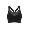 Varley | Focus Bra | Black | Sports bra | Compression | Running | Workout | Support