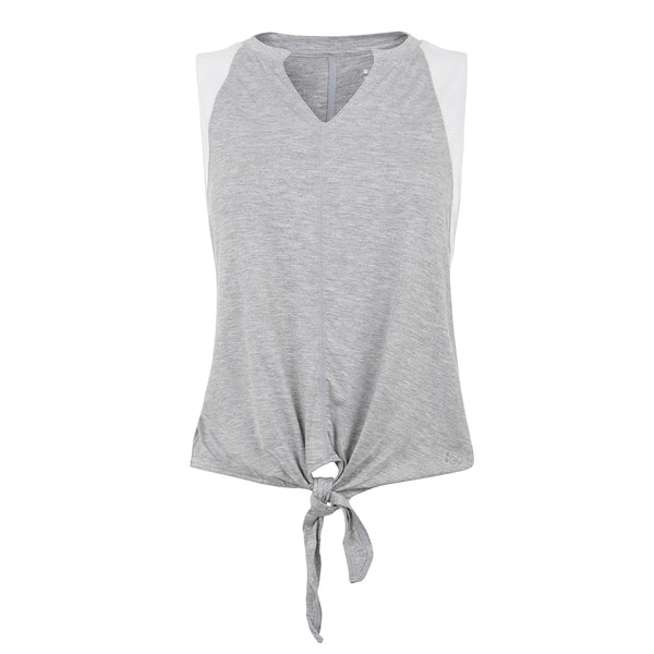 Parachute Tank - Heather Grey