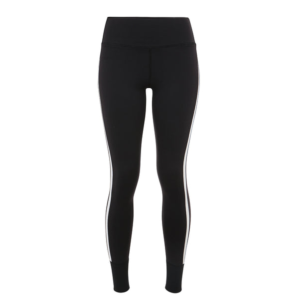 Splits59 | Pitcher High-Waist Legging | Black/White | Activewear brand | Gym | Running | workout