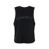 Seafolly | Desert Tribe Tank | Black | Tank | Beach | Top | Activewear