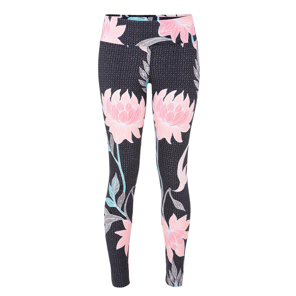Seafolly | Bali Hai Full Length Legging | High Waist legging | Activewear | Beach | Print