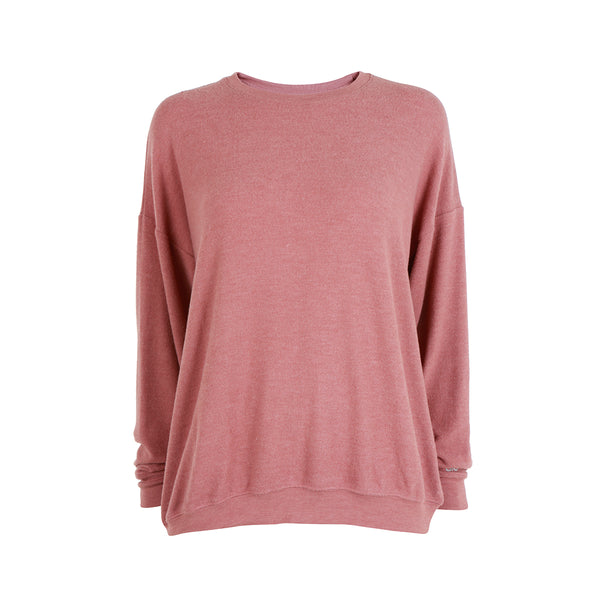 Soho Pullover - Rosewater Heather