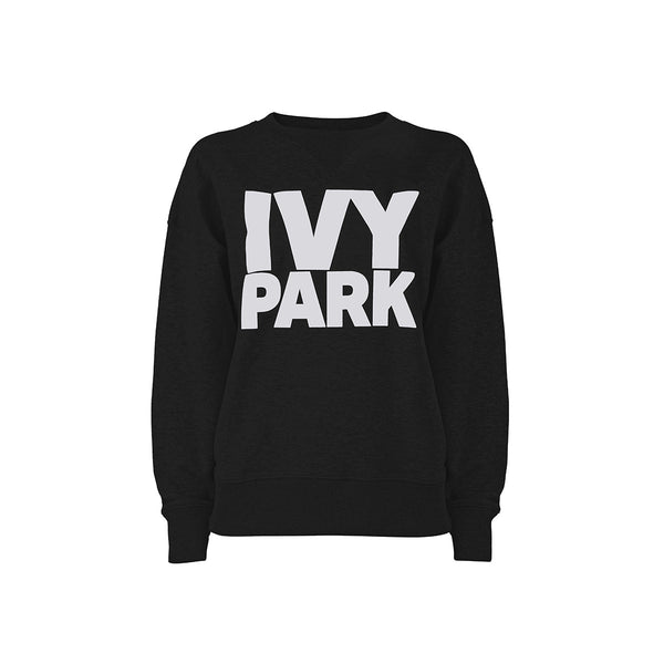 Logo Crew Sweat Core - Black