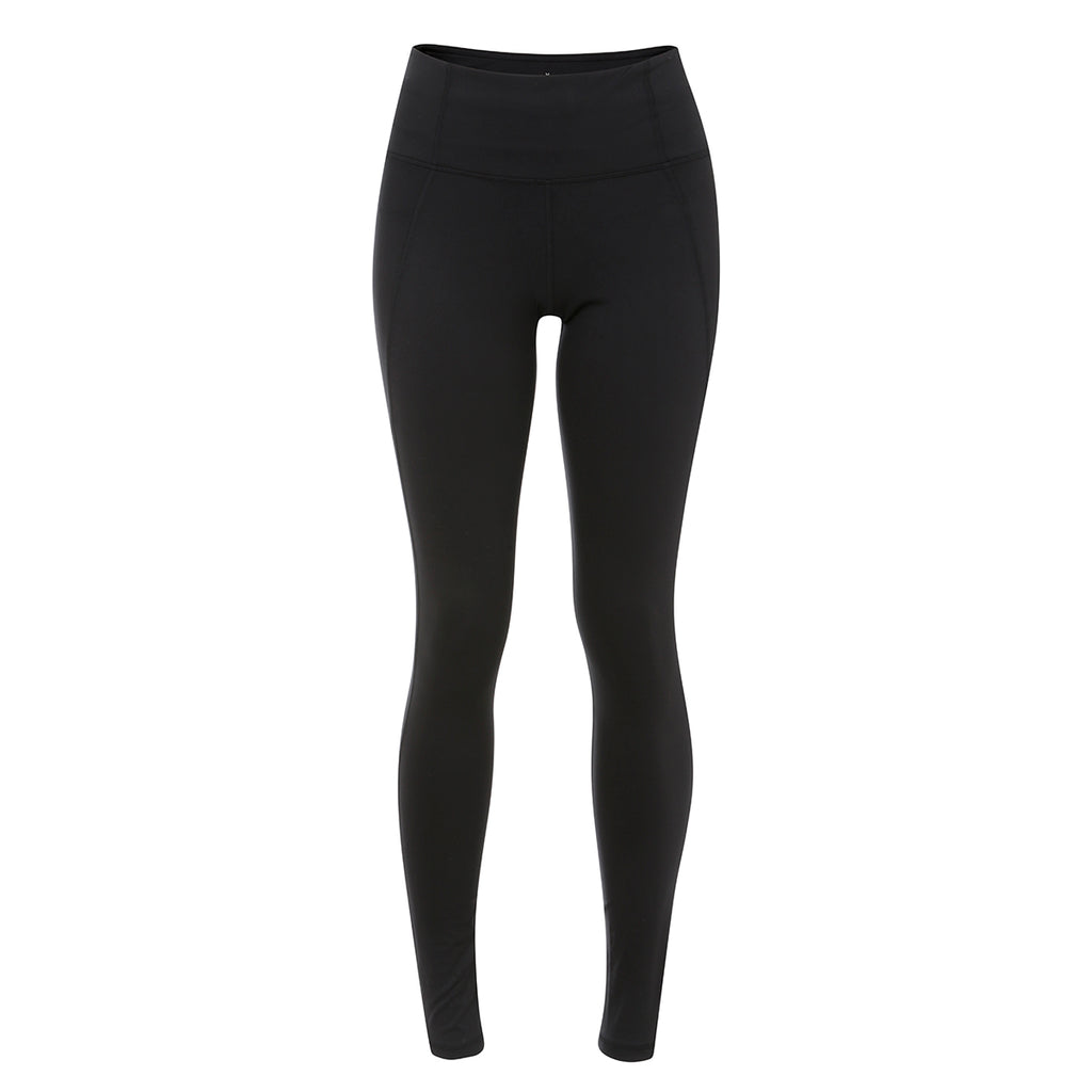 Varley| Alameda Leggings | Black | Activewear | Mesh detail | Leggings | High Waist | Gym | Yoga | Run
