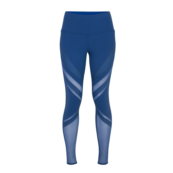 High-Waist Epic Leggings - Cobalt