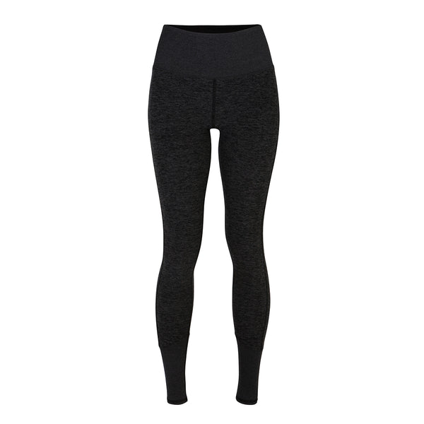 High-Waist Lounging Legging - Dark Heather