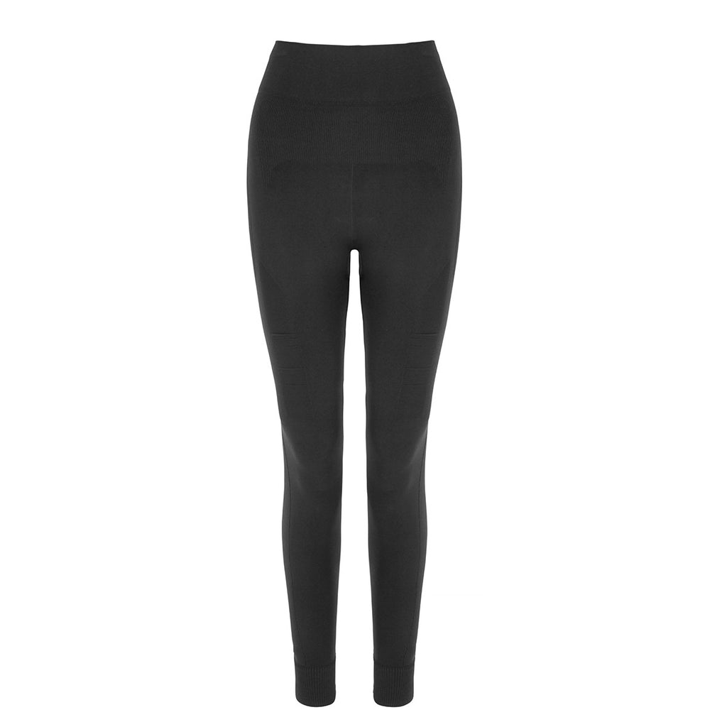 LNDR | Eight Eight Leggings | Black | LEGGINGS | British brand | activewear | high waist | compression | technical knit | running | Yoga