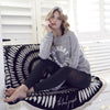 Sunday Savasana Sweatshirt - Grey Marl