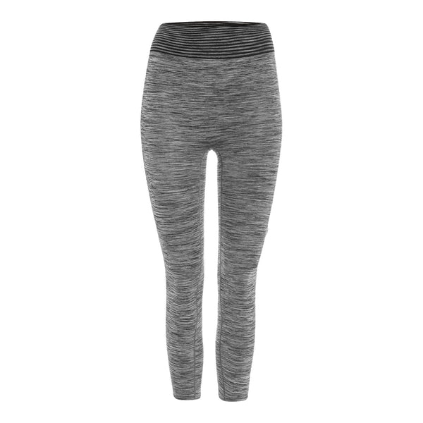 Seamless Compression Leggings - Grey