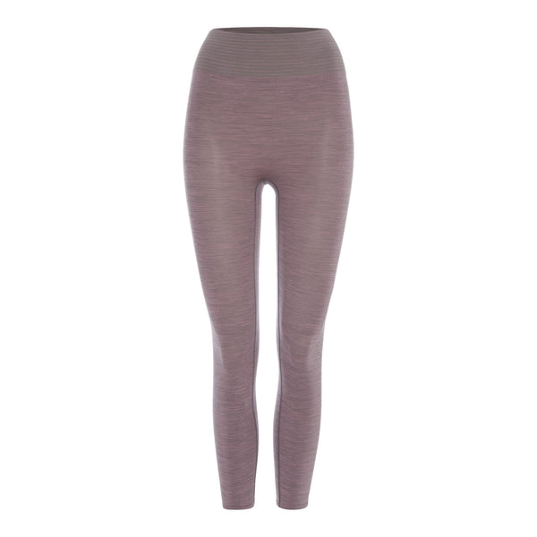 Seamless Compression Leggings - Lilac