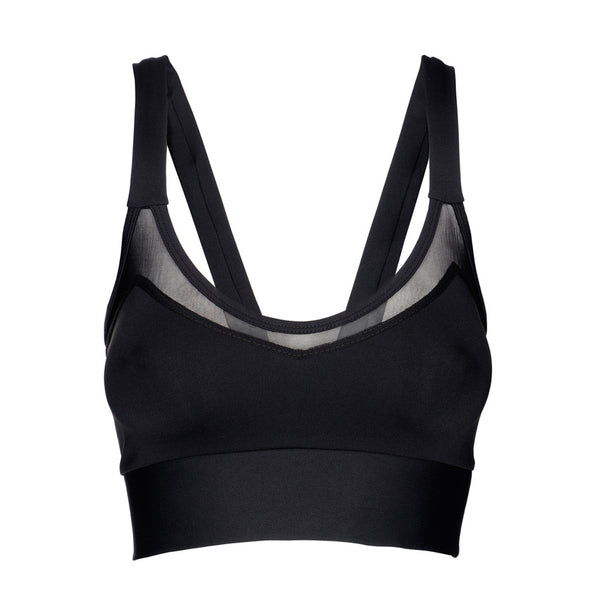 I Am A Pinup Sports Bra