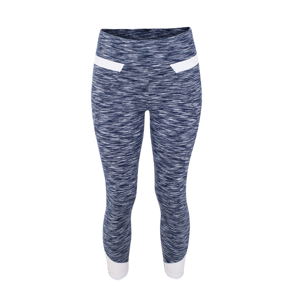 Lanston | Kylo Curve Legging | Rush | Marl | Sportswear | Workout | Run