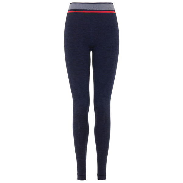 Tempo Leggings - Navy Marl