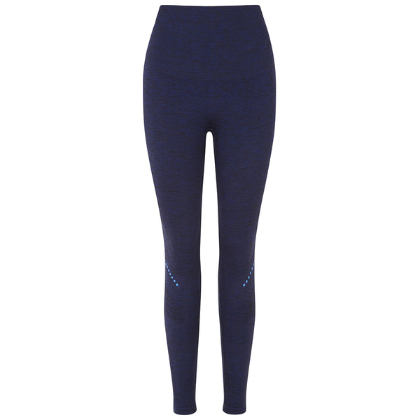 LNDR | Blackout Leggings | Navy Marl | WOMENS ACTIVEWEAR