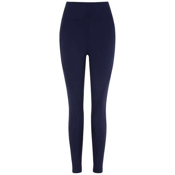 LNDR |Scultp Leggings | Navy | WORKOUT | Womens activewear | running leggins | compression leggings