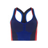 LNDR | Trigger Sports Bra | Navy SPORTS BRA | WOMENS ACTIVEWEAR
