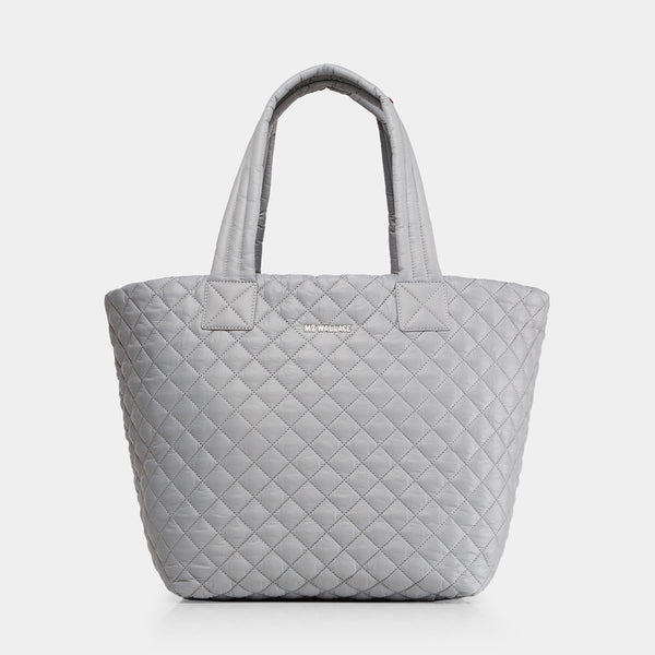 Medium Metro Tote | Dove Grey
