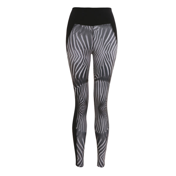 Zebra High Leggings