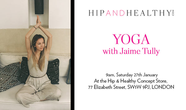 TICKET - Yoga with Jaime Tully