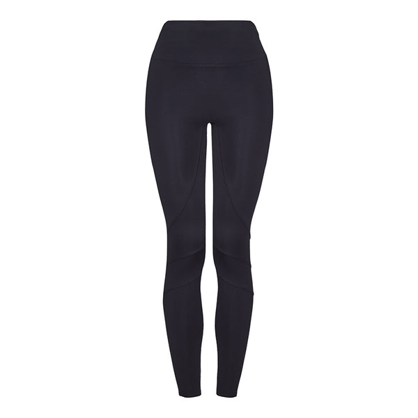 Silou |  Kate Leggings | Black | High Waisted Leggings | Yoga | Activewear | Gym | Victoria Secret Model launches activewear brand