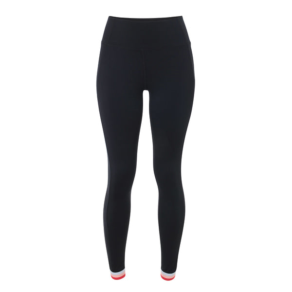 Splits59 | Brooks Legging | Black | Run | Activewear | Stripe | Gym