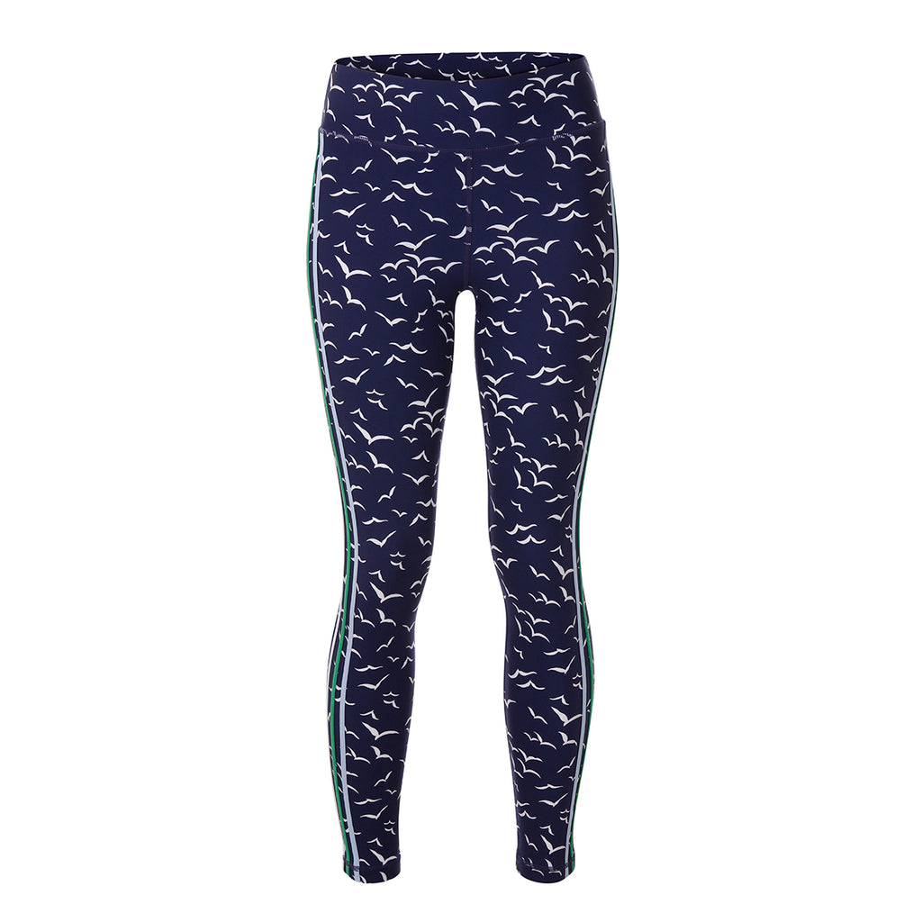 The Upside | Zazu Matte Midi Pant | Leggings | Printed leggings | womens activewear