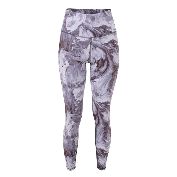 Varley | Kingman Leggings | Royal Marble | marble Leggings | High Waist | gym | run | Leggings | Activewear