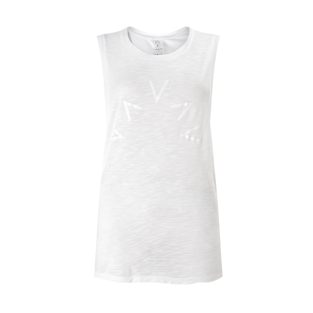 Lakeview Tank - White