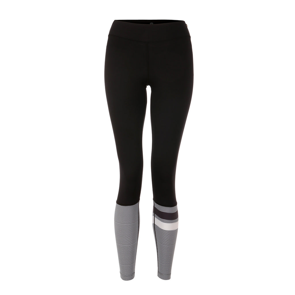 Zoe Leggings - Runway Black