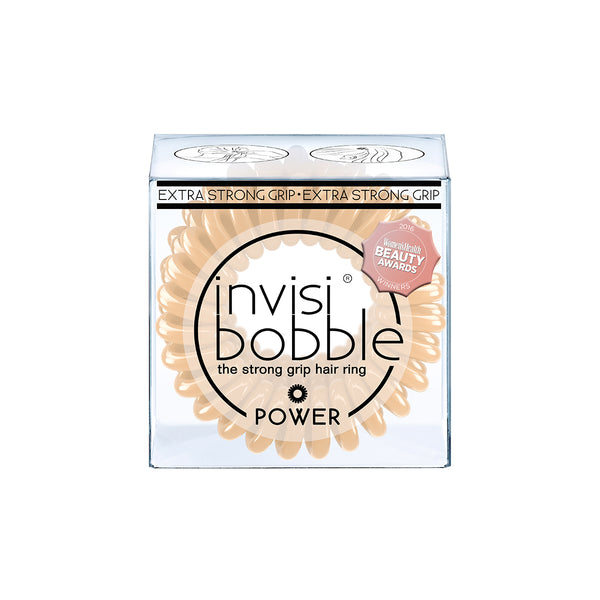 Invisibobble | Power | Nude | Hair tie | elastic band | workout