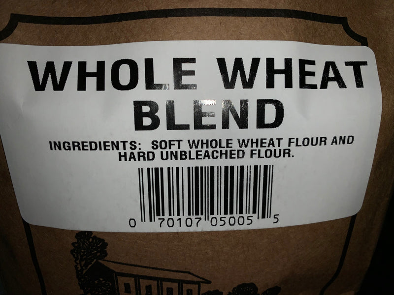 WHOLE WHEAT BLEND FLOUR