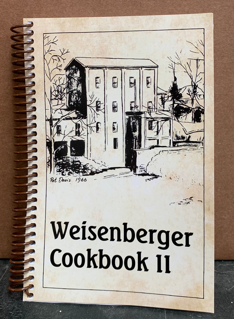 Weisenberger Cookbook II
