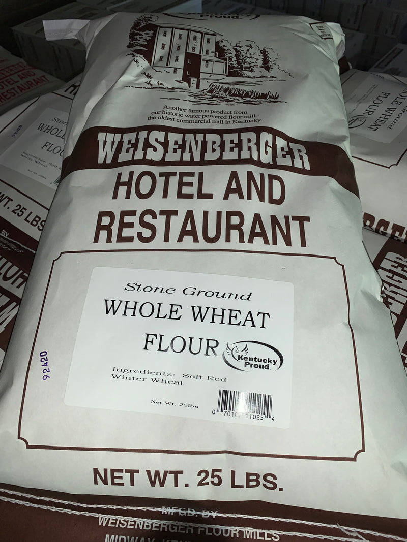 WHOLE WHEAT PASTRY FLOUR