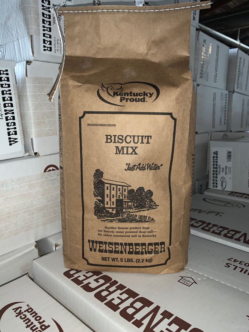 BUTTERMILK BISCUIT MIX