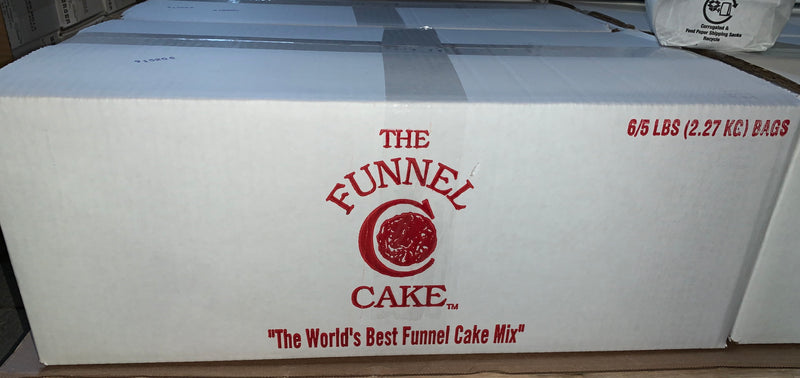 The Funnel Cake Company - Worlds Best Funnel Cake Mix