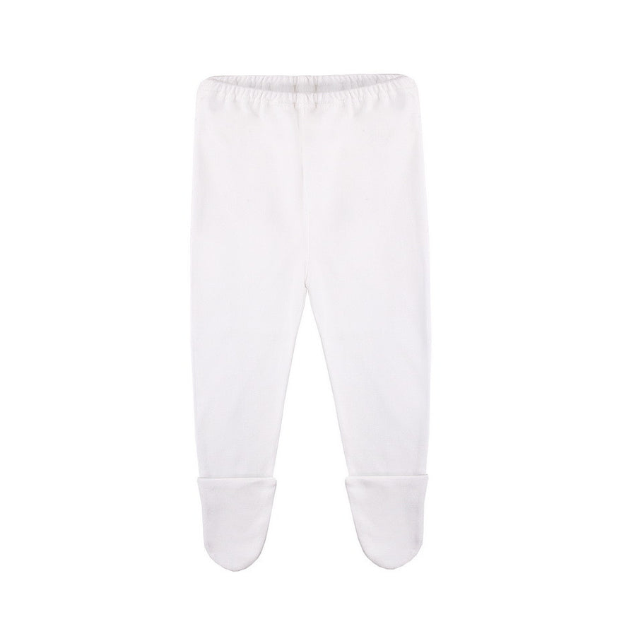 Pyjama Pant with Cover Feet in Pastel Colour