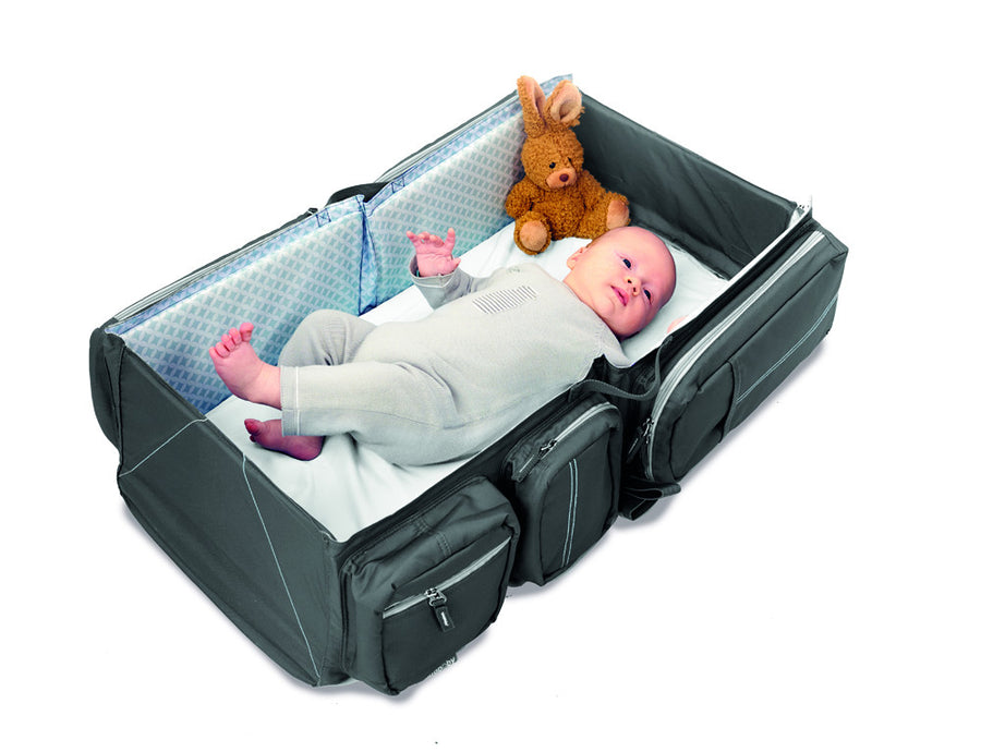 06e65b73706 Delta Baby Multifunction Nursery and Travel Bag – Babies Culture Organic