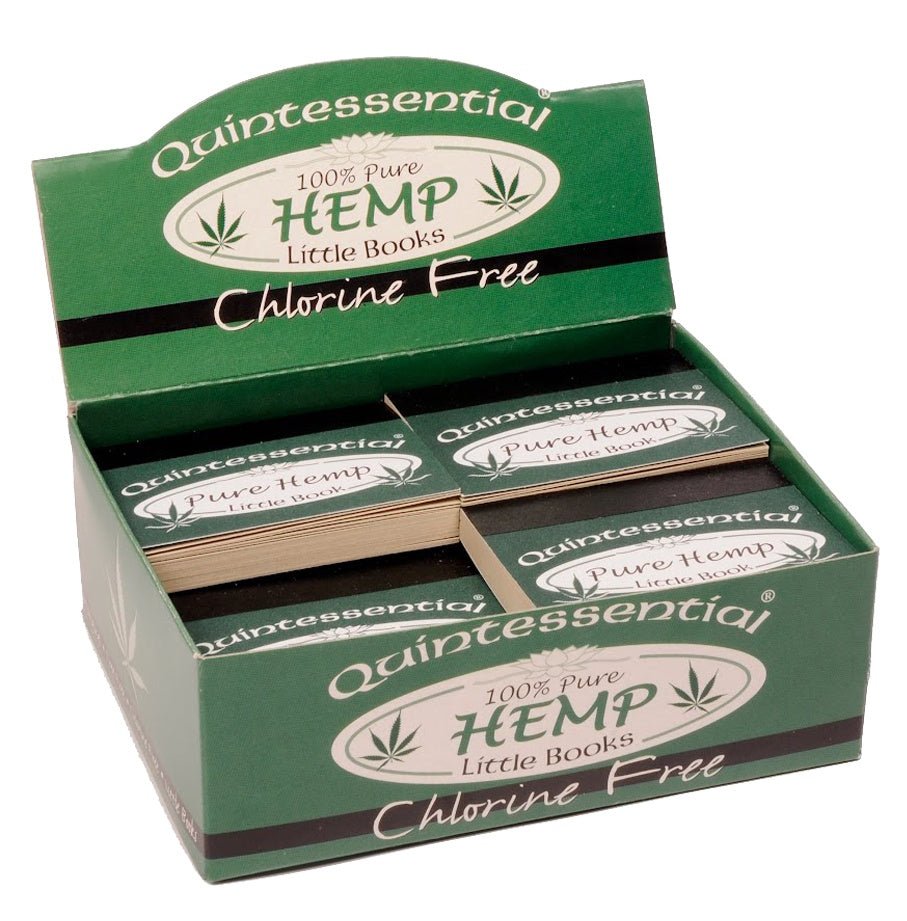 PURE HEMP LITTLE BOOK Quintessential